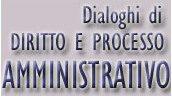 Dialoghi di Diritto Amministrativo 2018 – 2019